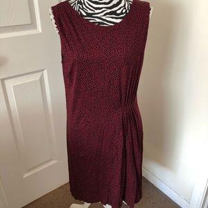 Cheetah Printed Dress